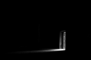 Dark-Doorway